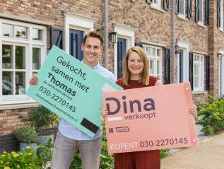 Relaxed verhuizen met Dina verkoopt