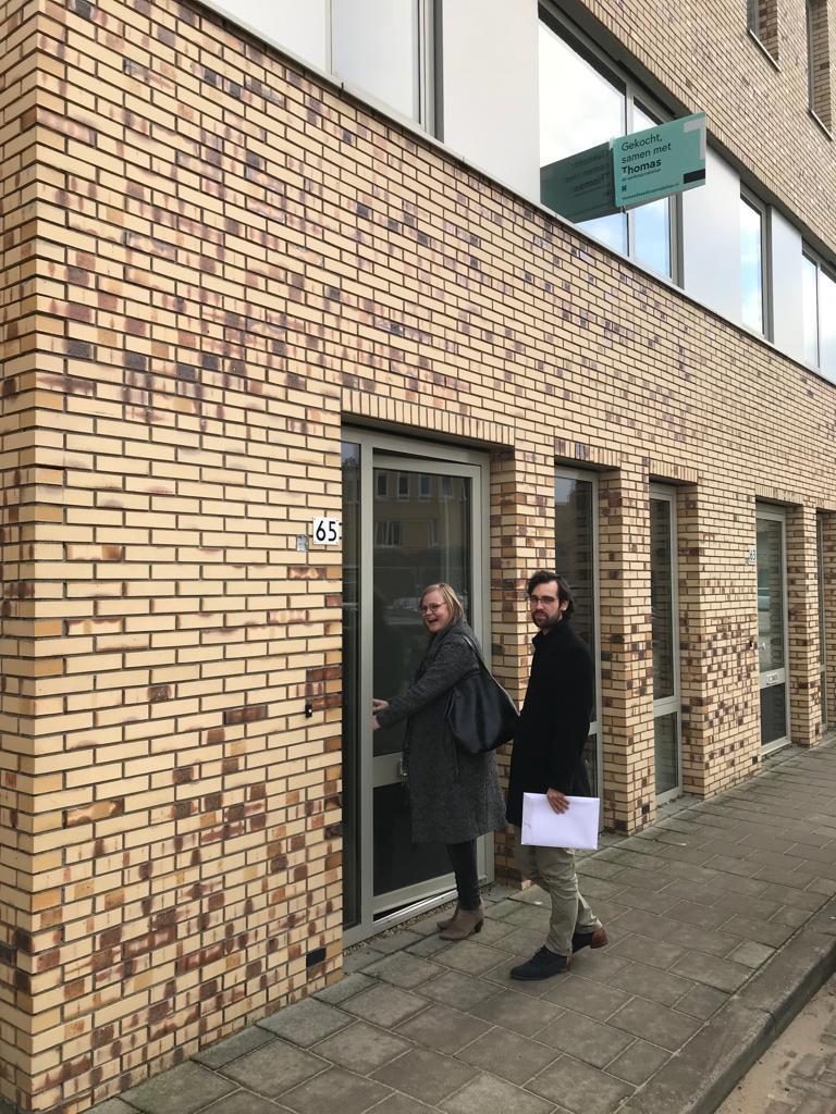 Huis in Utrecht gevonden voor Joske en Joost met Thomas de Aankoopmakelaar